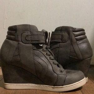 COPY - Sneaker Heels/Wedges
